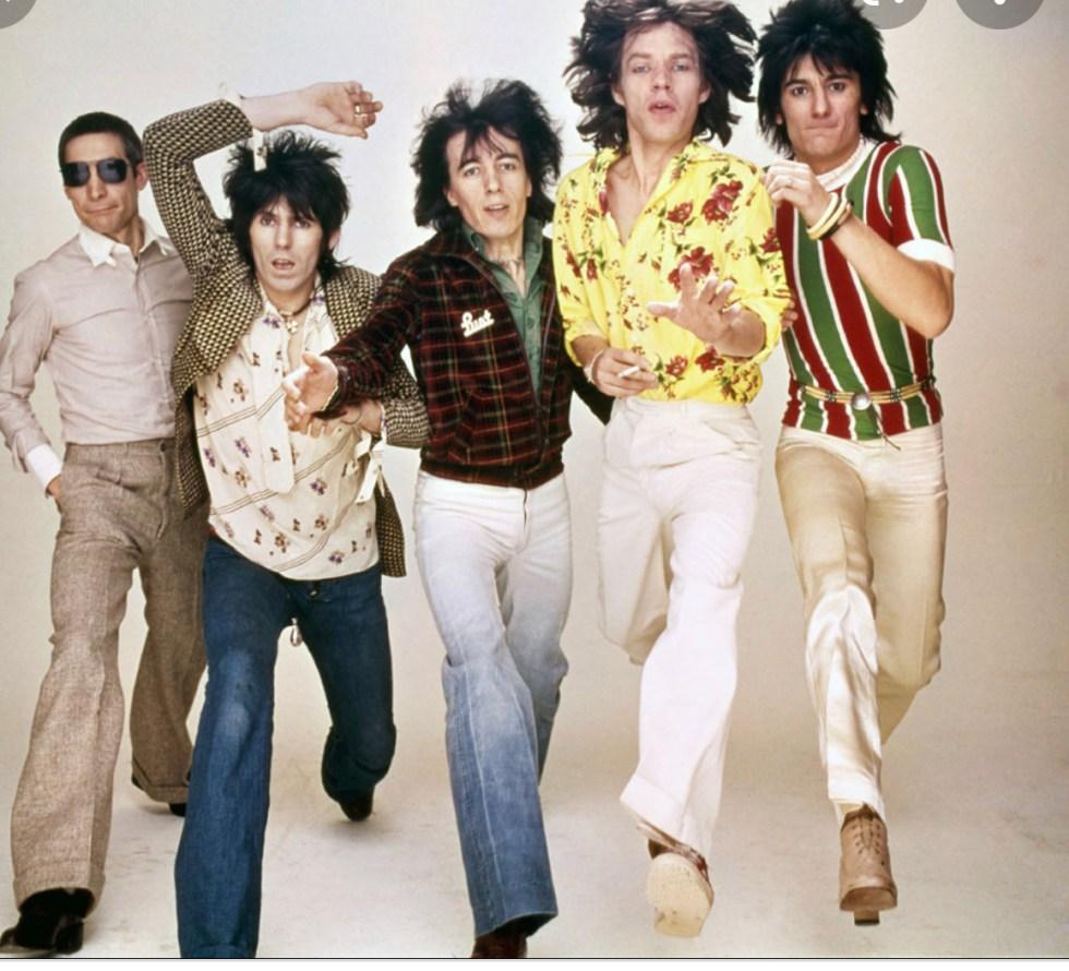 Rolling Stones, puro Rock