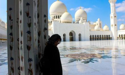 Sheikh Zayed Grand Mosque – @aasthaagangwar