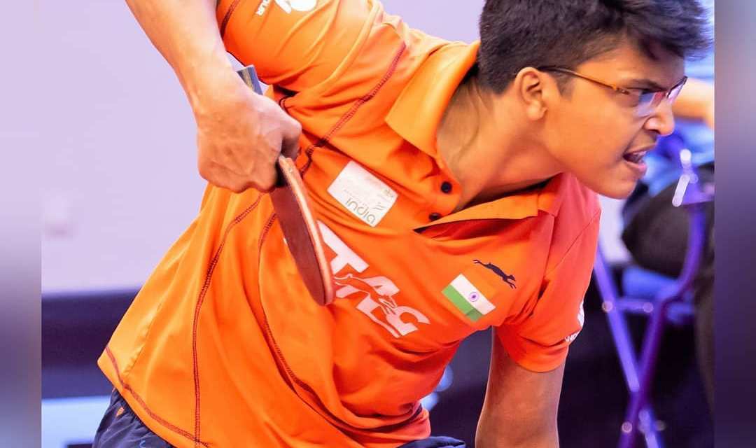 ROLLING WITH JEET CHANDRA – U-21 OMAN OPEN CHAMPION