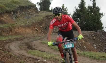 David Kumar: India's top mountain biker who finished first among his countrymen at MTB Himalaya