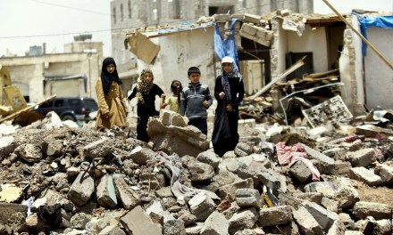 YEMEN CRISIS – IS THERE A WAR GOING ON?