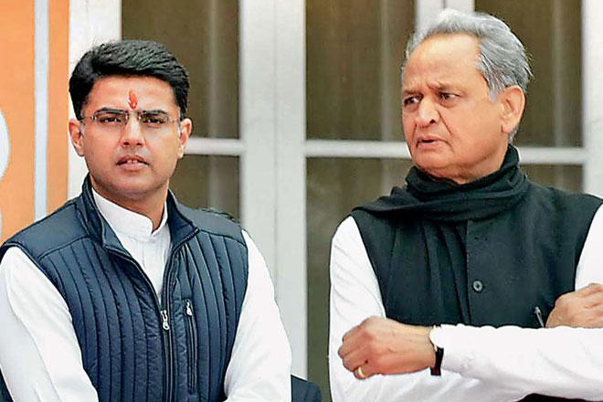 RAJASTHAN POWER SHARING: NO ABSOLUTENESS FOR THE  FORESEEABLE FUTURE