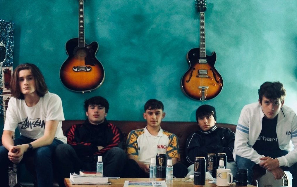 MEET THE 'SCEPTICS' – A SOUTH MANCHESTER INDIE ROCK BAND