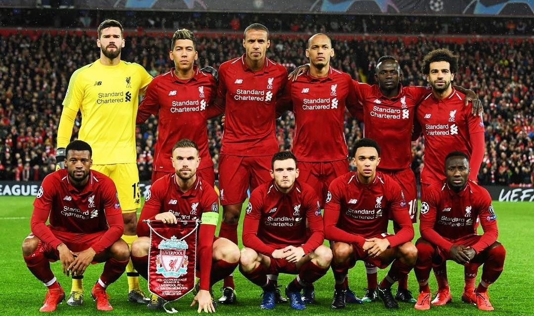 Liverpool – The Revival of the Fallen
