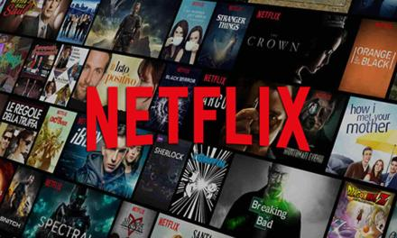 5 SHOWS TO WATCH ON NETFLIX