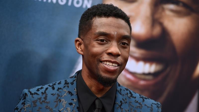 RIP Chadwick Boseman – Wakanda Forever