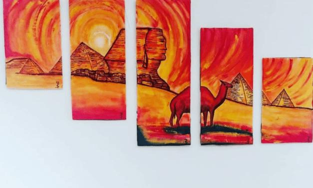 African Art Style – @priyasharma.art