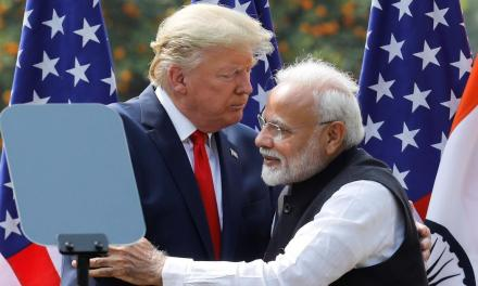 Trump campaign releases first commercial for Indian-Americans featuring PM Modi