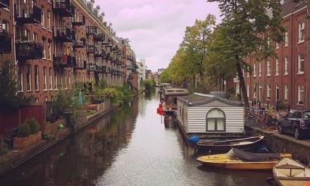AMSTERDAM – @bharat.wandering