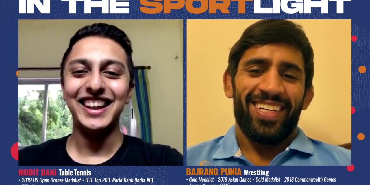 Indian wrestlers will win 3-4 medals at Tokyo Olympics, believes Bajrang Punia