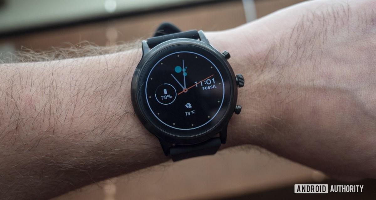 Fossil Gen 6 smart watches edge closer