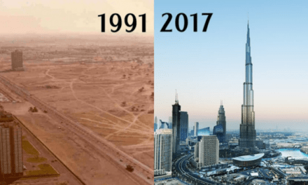 "The shifting of Dubai from an ""Oil Industry"" to a ""Tourism Industry""!!"