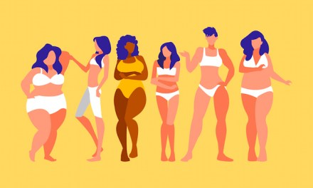 Body positivity?