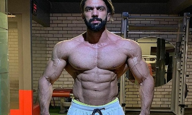 LIVE SESSION WITH MEN'S PHYSIQUE ATHLETE ARCHIT CHHATWAL