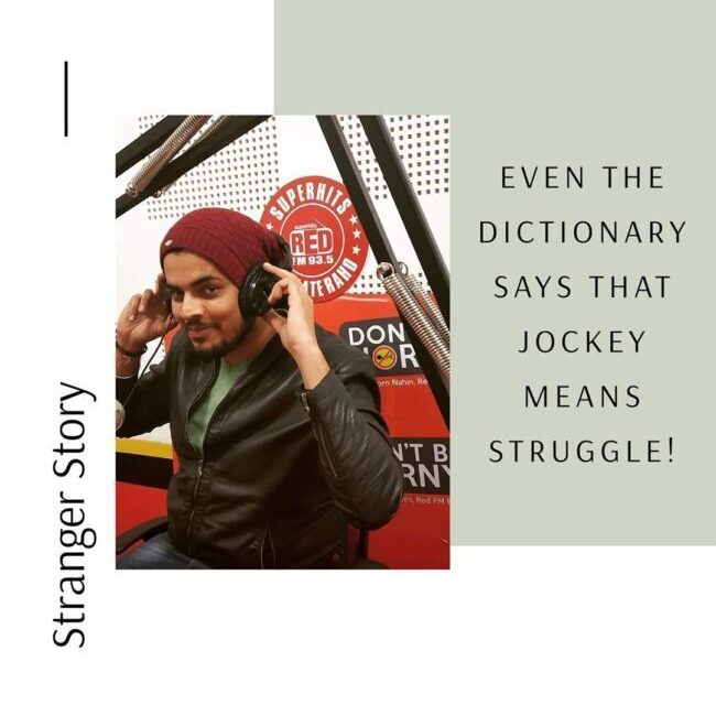 The Stranger Story – Tune in 93.5 Red FM with RJ Karan