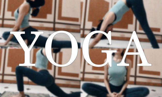 5 Reasons why you should include yoga in your lifestyle