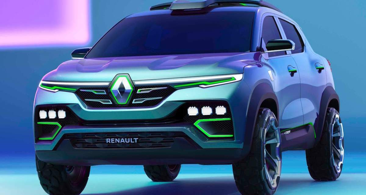RENAULT KIGER SUB-COMPACT SUV CONCEPT REVEALED: IMAGES, SPECS, LAUNCH