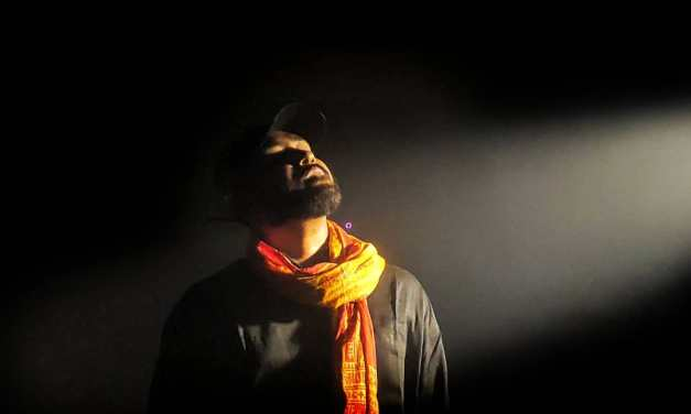 THE SHLOKA – an Indian Classical and Folk Fusion Rapper and the finalist of MTV Hustle