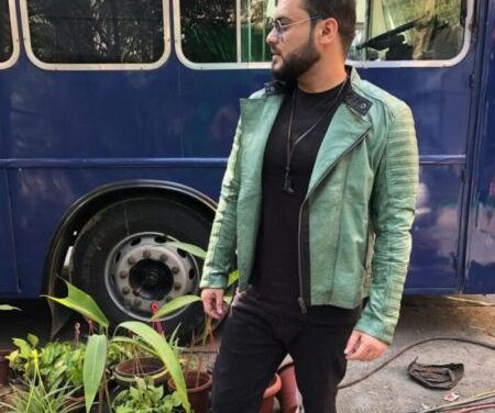 """AKSHAY ZACK – appeared in India's first real rap show called """"MTV Hustle"""