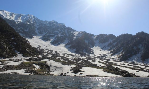 What Can You Predict? – Kareri Lake Trek