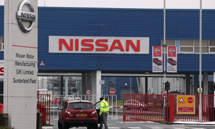 Nissan warns 'It'll not be sustainable' without EU trade deal
