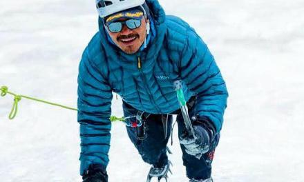 HARI BUDHA MAGAR – first DAK to summit a mountain over 6,000m