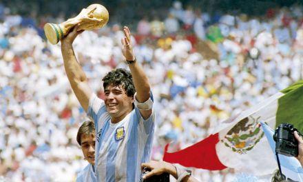 Diego Maradona – R.I.P. the Golden Boy