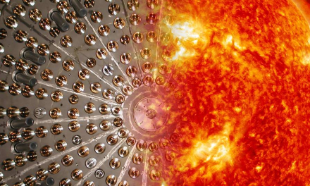 There's a new kind of fusion happening in the Sun