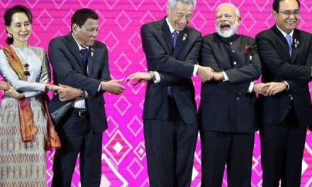 RCEP Meet and India