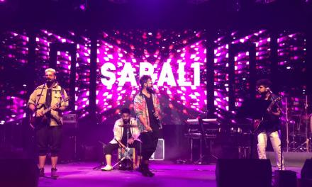 SABALI – a fusion band from Pune