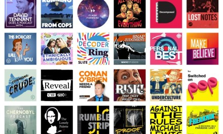 7 PODCASTS TO KILL TIME
