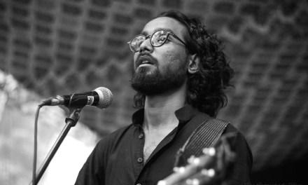 Salman Elahi – a Mumbai based singer-songwriter who primarily sings and writes in Urdu/Hindi language