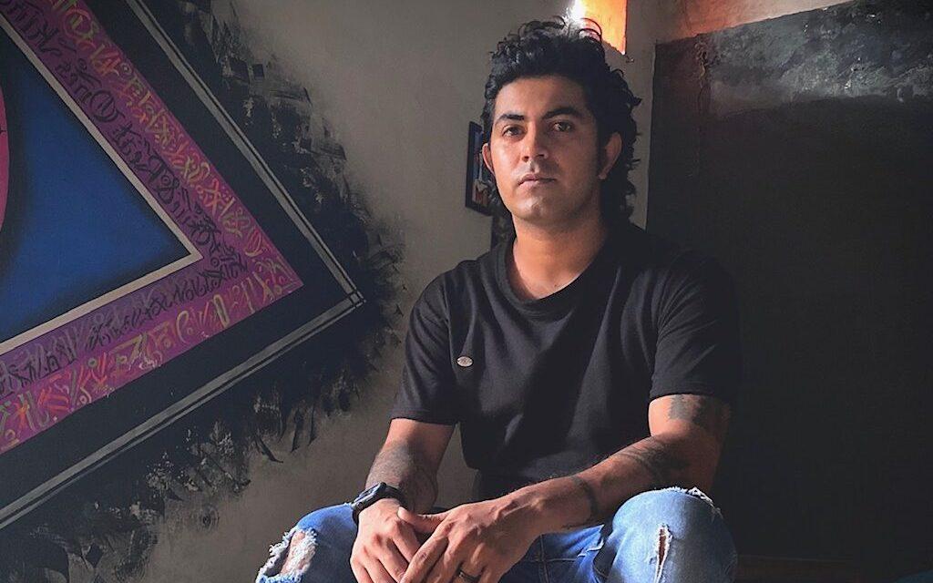Marshall Tyagi – a musician based in Mumbai and Dehradun