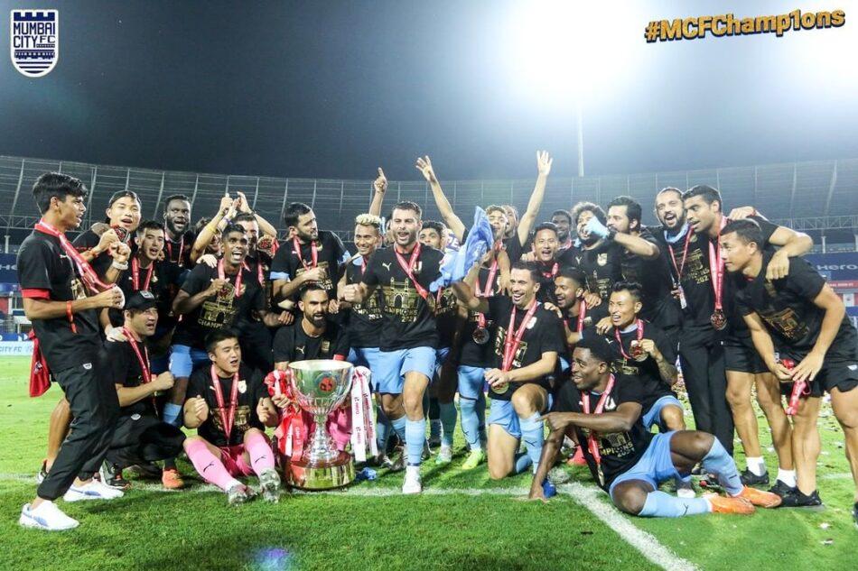 MUMBAI CITY'S MAIDEN ISL WIN