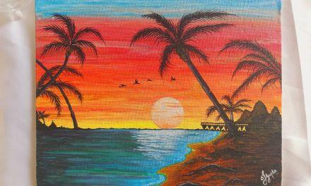 THE PERFECT SUNSET – @art_jammyn