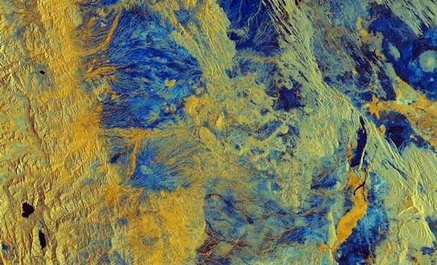 SAR imagery with 15-centimeter resolution (UmBRA Startup)