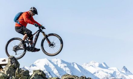 Hans Rey – Mountain Biker, Adventurer, Trials Rider, Hall of Fame, founder of 'Wheels 4 Life' charity