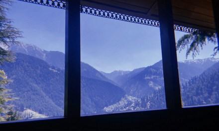 Mountains ~ The bluebird
