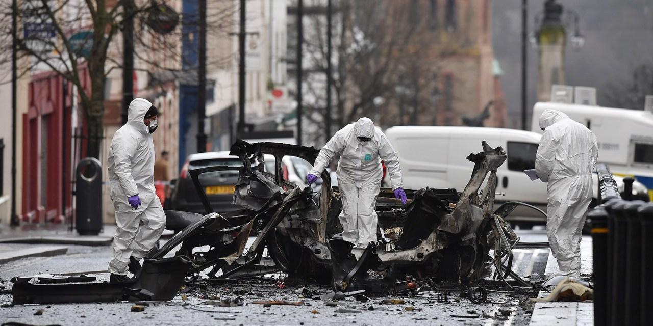 Violence in Northern Ireland