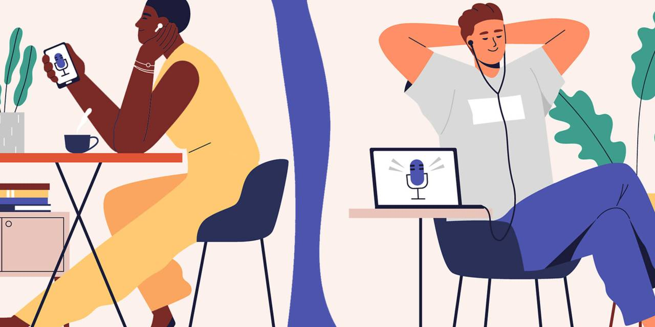 Must-listen podcasts for students