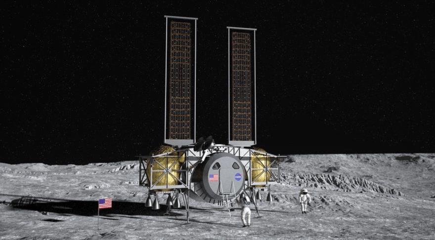 Dynetics HLS protest argues NASA should have revised competition after budget shortfall