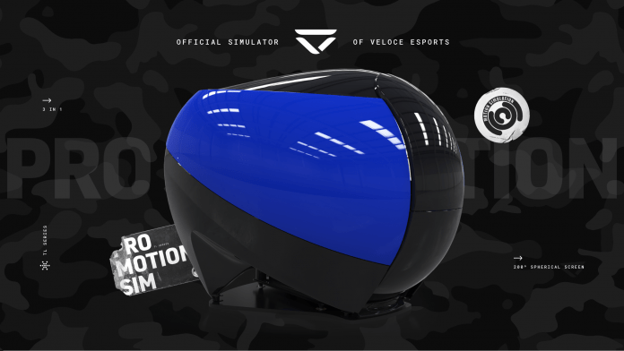 Veloce Esports to co-launch new Motion Simulation products