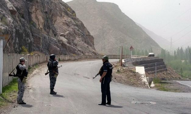 Border tensions between Kyrgyzstan and Tajikistan