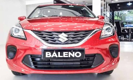 Maruti Suzuki launches new Baleno price ranged between ₹5.4-8.77 lakh