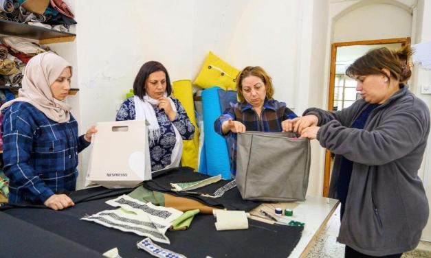 Darzah – A Non Profitable Ethical Palestinian brand providing employment to local women