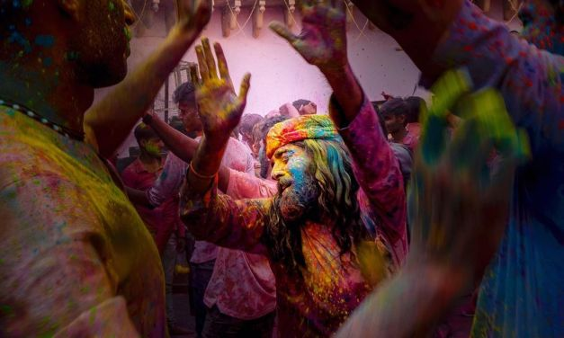 THE HOLI SERIES WITH PHOTOGRAPHER SUZIE WEISS