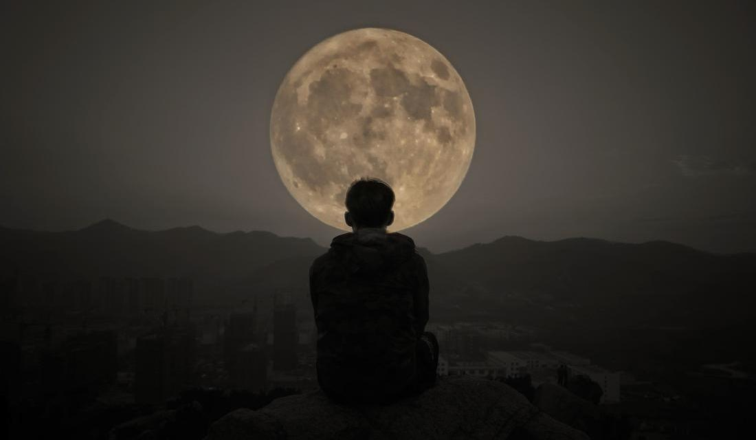 So Dear Moon, umm NO, just moon!