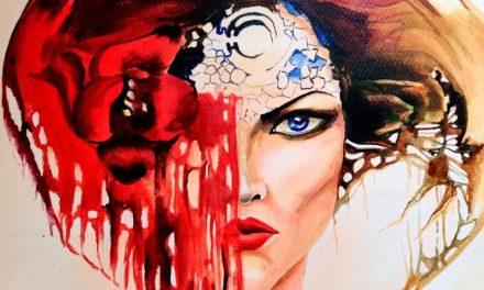 Destruction of Self and Emotion – @kapisah_arts