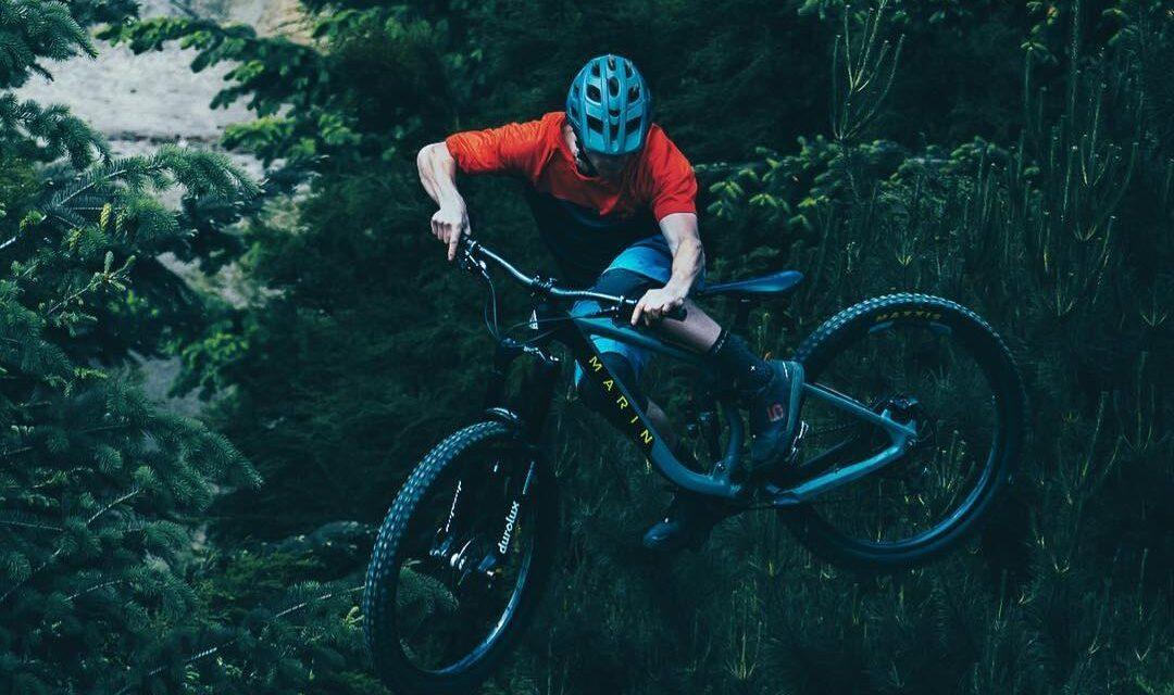 MARK MATTHEWS – a professional MTB rider