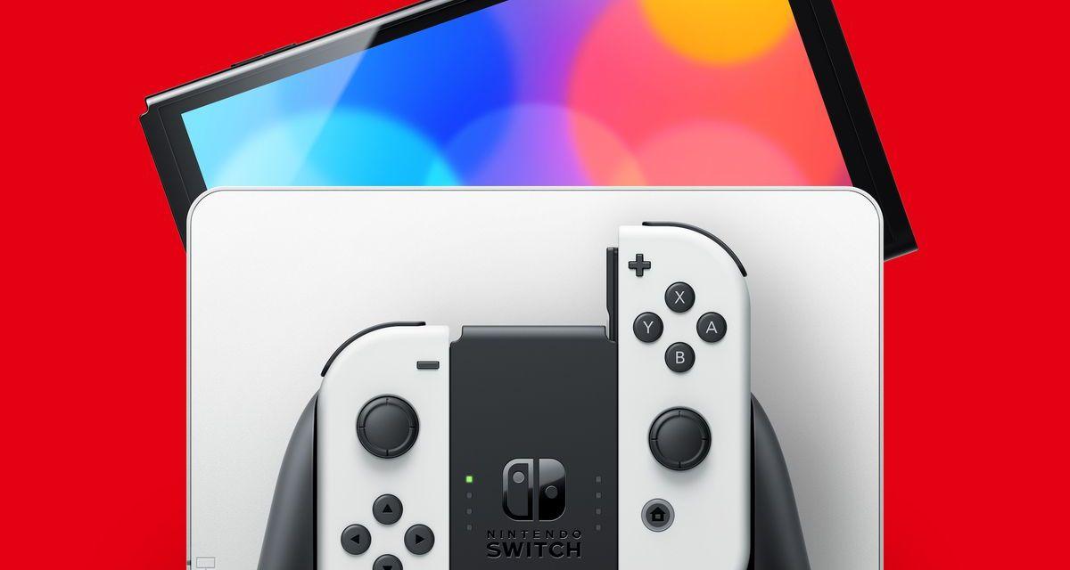 Nintendo Switch New Model announced